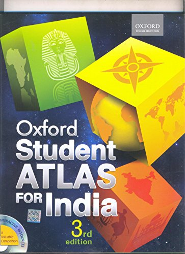 Oxford Student Atlas for India Image
