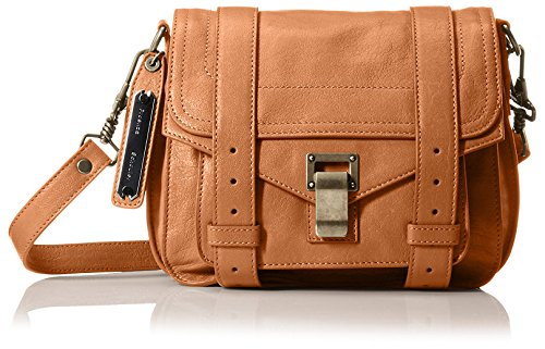 Proenza-Schouler-Womens-PS1-Cross-Body-Pouch-Dune