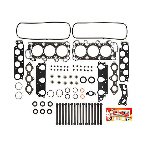 Acura Honda VTEC J30A1 Head Gasket Set (with Head Bolts) (2001 Honda Accord Vtec Gasket compare prices)