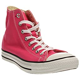 Converse Unisex CT All Star Hi Top Fashion Sneaker Shoe, Pink Paper, 6
