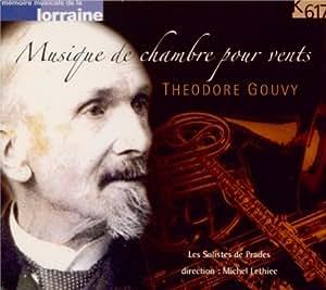 Gouvy - Petite Suite Gauloise & autres oeuvres pour vents