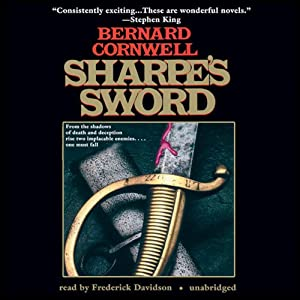 Sharpe's Sword Audiobook