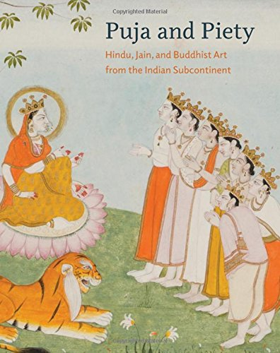 Puja and Piety: Hindu, Jain, and Buddhist Art from the Indian Subcontinent