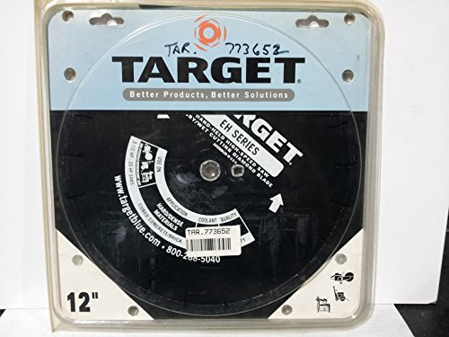 Target 12 Inch EH Series High-speed Wet/dry Cutting Diamond Blade (Target Wet Saw compare prices)