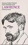 Lawrence (Fontana Modern Masters) (0006860877) by Kermode, Frank