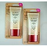 Almay Smart Shade Anti-Aging Makeup #200 Light/ Medium ( 2-Pack )