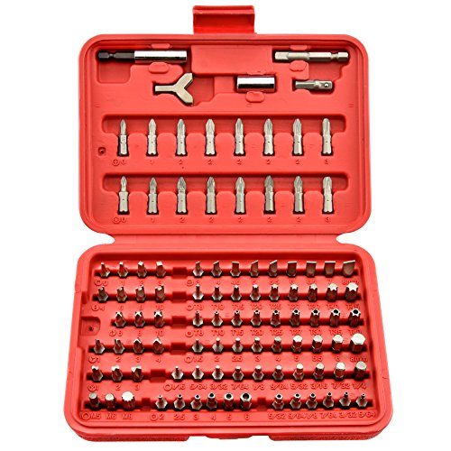 neiko-10048-security-bit-set-chrome-vanadium-steel-100-piece-set