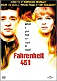 Fahrenheit 451 [DVD] [1966] [Region 1] [US Import] [NTSC]