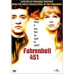 Amazon.com: Fahrenheit 451: Oskar Werner, Julie Christie, Cyril ...