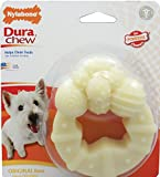 Nylabone Dura Chew Ring Bone Dog Chew Toy