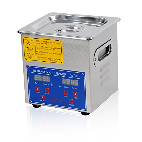 reasejoy-2l-stainless-steel-digital-ultrasonic-cleaner-solution-heater-and-timer-for-glasses-jewelry