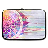 Nymeria 19 Customized Dream Catcher New Diy Design Sleeve For Macbook Pro 15' Two Sides GN-93