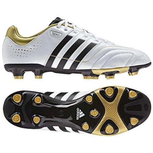 Q23897|Adidas 11Core TRX FG White|40 UK 6,5