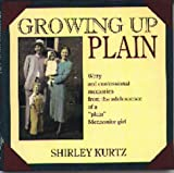img - for Growing Up Plain book / textbook / text book