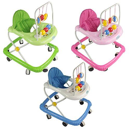 Lauflernhilfe Gehfrei Gehhilfe Laufhilfe Baby Kind Lauflernwagen mit Musik L 59