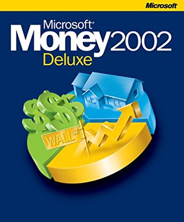 Microsoft Money 2002 Deluxe [OLD VERSION]