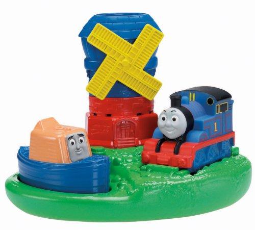 Thomas the Train: Island of Sodor Bath Playset - 1