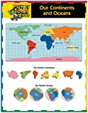 Our Continents and Oceans (PowerTools for KidsTM)