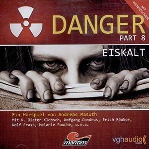 Eiskalt (Danger 8) Hörspiel