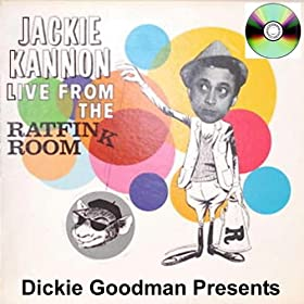 Jackie Kannon - Live From The Rat Fink Room
