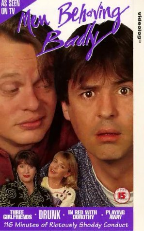 Men Behaving Badly [VHS]