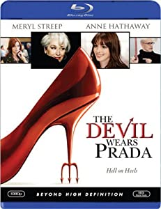 Cover of &quot;The Devil Wears Prada [Blu-ray]...