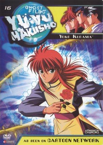 Yu Yu Hakusho Ghost Files - Yoko Kurama