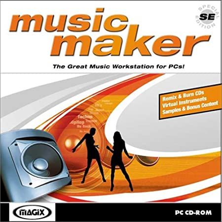 Music Maker SE (Jewel Case)