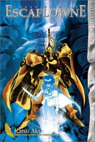 Vision of Escaflowne Vol 2, KATSU, AKI