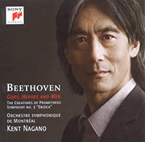 Gods Heroes & Men-Beethoven: the Cr