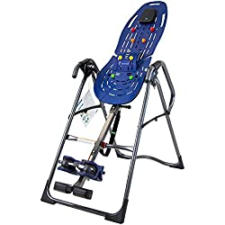 Teeter EP-860 Ltd. Inversion Table with Back Pain Relief Kit