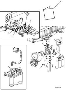 Volvo Truck 85116275 Turbo Gasket Kit