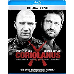 Coriolanus [Blu-ray]