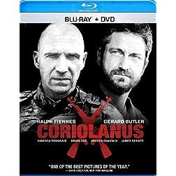 Coriolanus [Blu-ray]