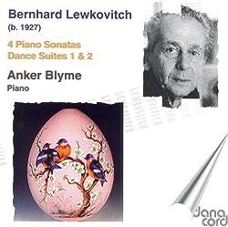 Piano Sonatas (Anker Blyme, piano)