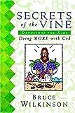 Secrets of the Vine Devotions for Kids