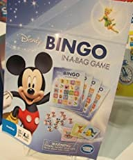 Disney Mickey Mouse and Friends Bingo…