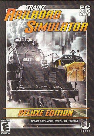 Trainz Railroad Simulator  Deluxe Edition - PCB0006FIEB6