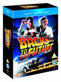 Back to the Future Trilogy [Blu-ray + UV Copy]