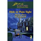 Hide in Plain Sight (Love Inspired Suspense) ~ Marta Perry