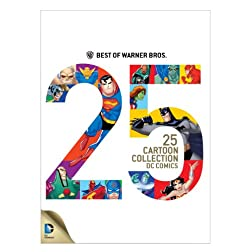 Best of Warner Bros. 25 Cartoon Collection: DC Comics