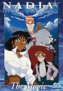 Nadia: The Secret of Blue Water - The Movie [2 DVDs]