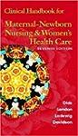 Clinical Handbook for Maternal Newbor...