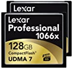 Lexar Professional 1066x 128GB Compac...