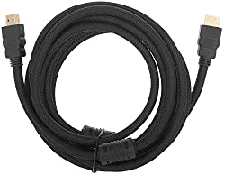 Live Tech HDMI to HDMI Cable - 1.5 Mtr (Black)
