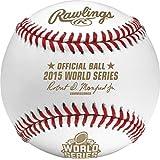 Rawlings WSBB15-R 2015 World Series Baseball Retail Cubed