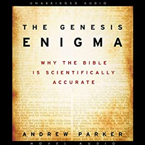Genesis Enigma Audiobook