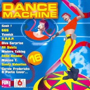 machine dancers
