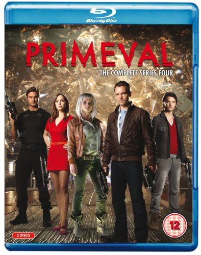 Primeval Series 4 [Blu-ray] [Region Free]