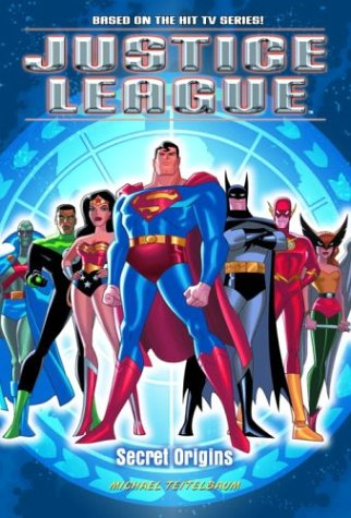 Justice League: Secret Origins, Michael Teitelbaum